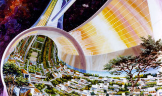 tore stanford projet ville spatiale nasa