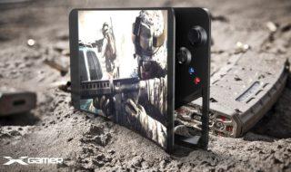 xgamer tablette concept