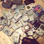 consoles my retro game box