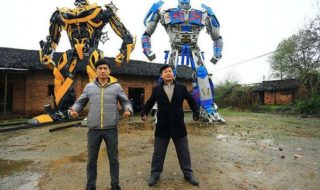 transformers construction chinois