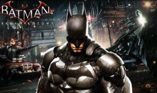 PS4 Collector Batman Arkham Knight : prix, date de sortie et images