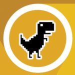 google chrome t rex