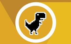 Google Chrome : vous connaissez le jeu caché avec le dinosaure ?