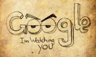 google watching you