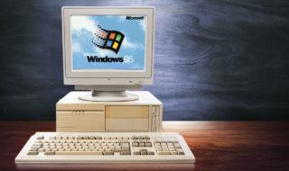 vieux pc windows 95
