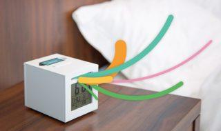 SensorWake : le réveil qui diffuse une bonne odeur de croissant chaud