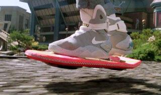 hoverboard retour vers le futur