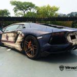 Lamborghini Aventador Captain America
