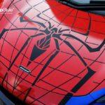 McLaren 650S de Spider Man