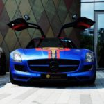 Mercedes SLS AMG Superman