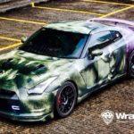 Nissan GT R Hulk
