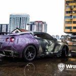 Nissan GT R de Hulk