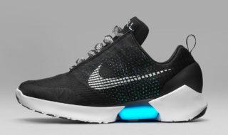 Nike lance une variante des chaussures autolaçantes de Retour vers le Futur