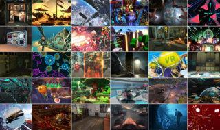 Oculus Rift : la liste des 30 jeux disponibles pour le lancement
