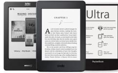 Comparatif meilleures liseuses 2016 : Kindle et Kobo face à la concurrence