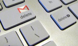 Comment supprimer mon compte Gmail ?
