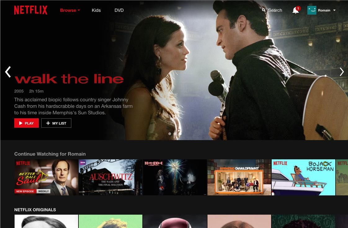 Catalogue Netflix 2017 : les séries et films que vous pouvez voir cette année