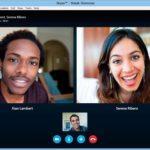 Communiquez gratuitement avec vos amis, où qu'ils se trouvent avec Skype !