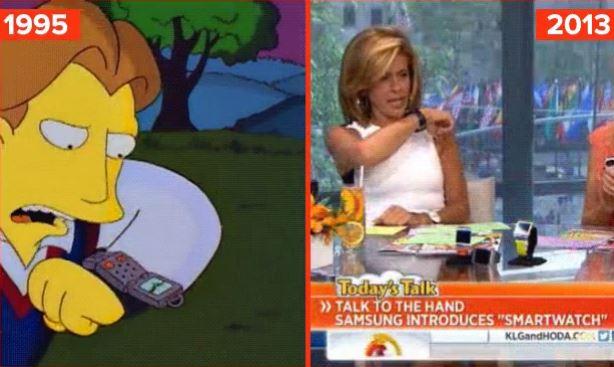 Simpsons-visio