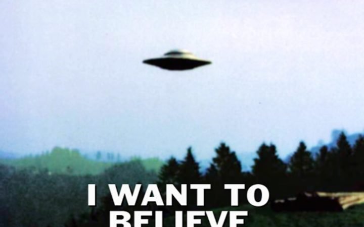 Aliens Extra-terrestres X-Files