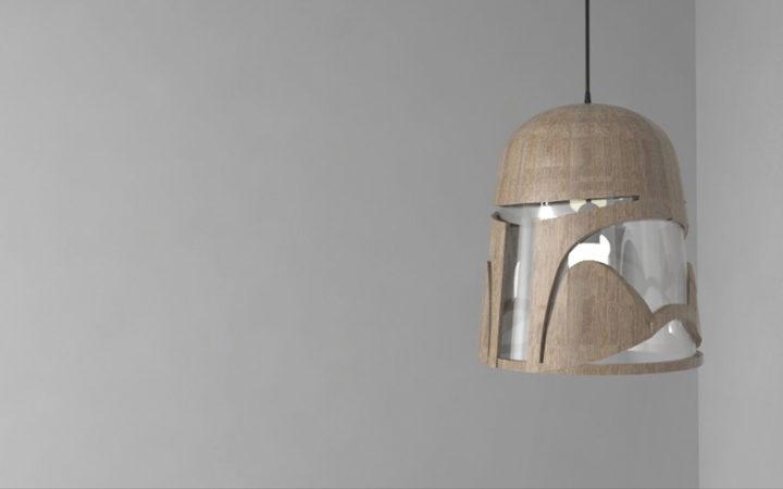 Si Ikea faisait des lampes Star Wars, ça donnerait ça !