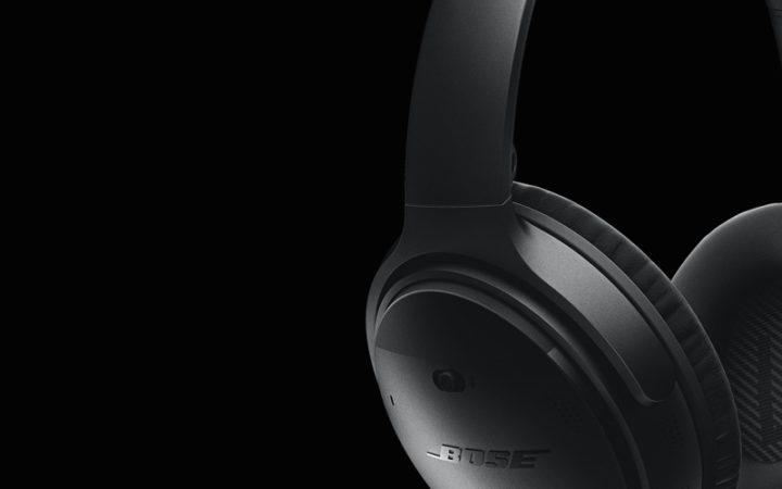 Bose QuietComfort 35 : le nouveau casque sans fil à réduction de bruit