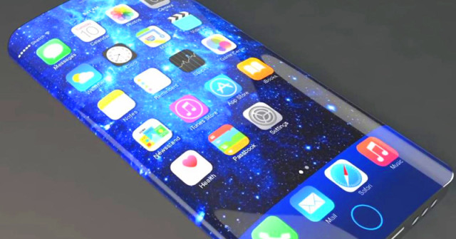 Concept iPhone 8 OLED