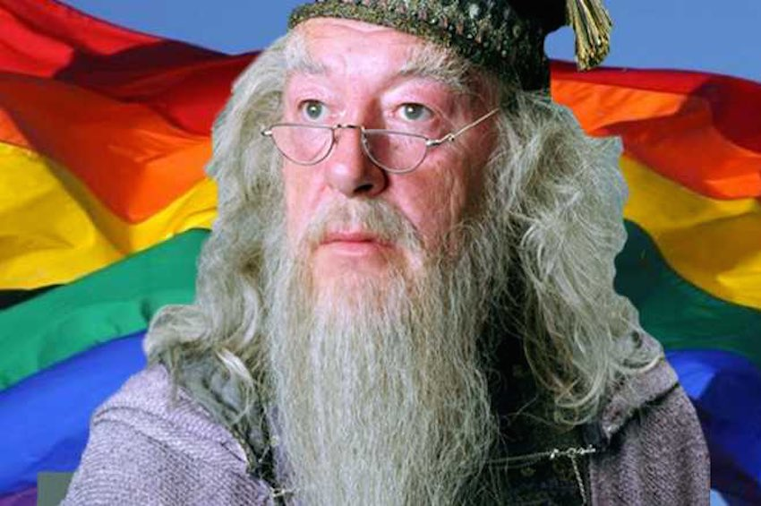 dumbledore gay