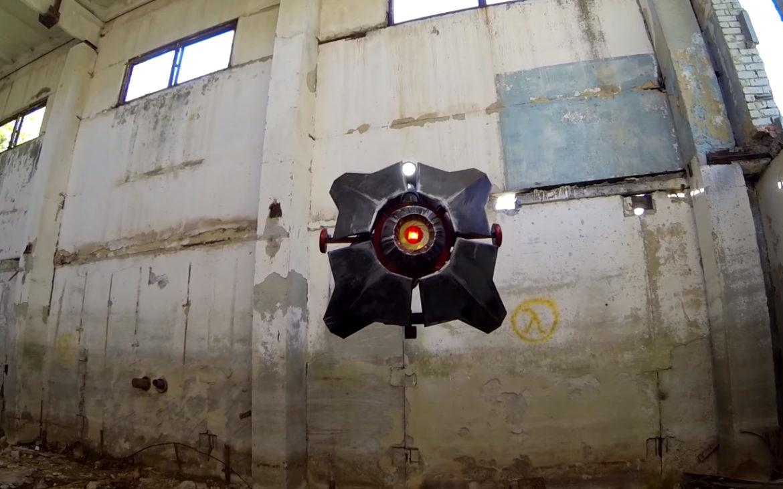 halflife-drone