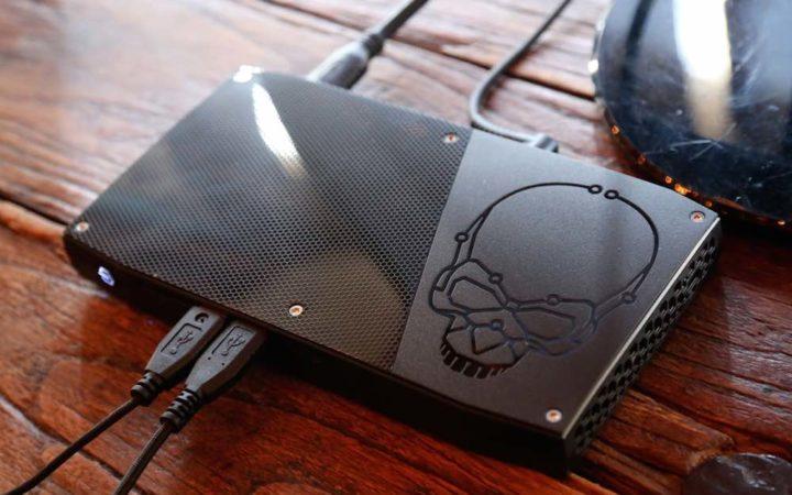 Intel Skull Canyon, un mini PC démentiel pour les gamers