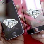 iphone diamants
