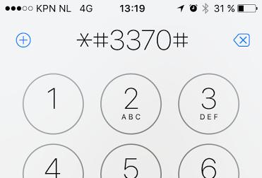 EFR iphone