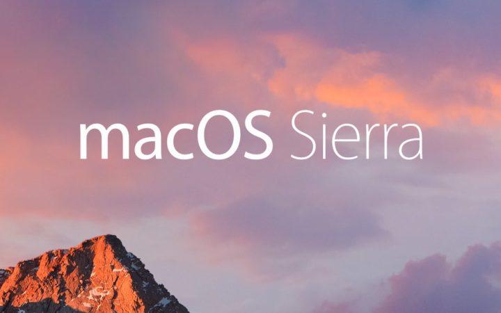 macOS Sierra : les 9 nouveautés que vous allez adorer