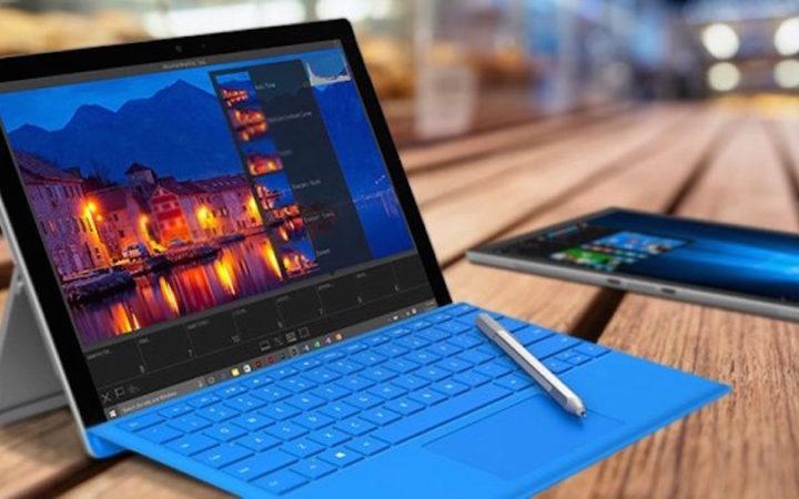 La Surface Pro 5 devrait laisser sur place les autres ultrabooks