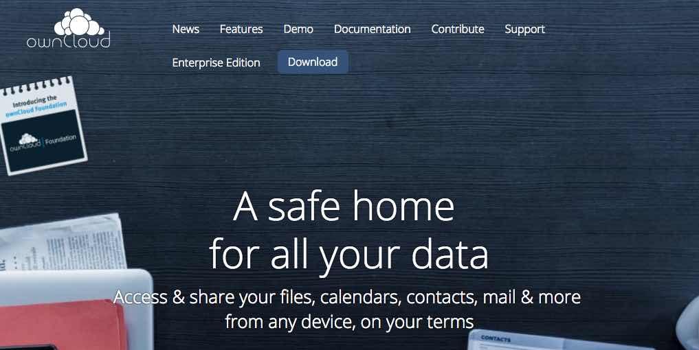 Avec ownCloud, mettez sur pied un cloud hosté à la maison sur votre Raspberry Pi