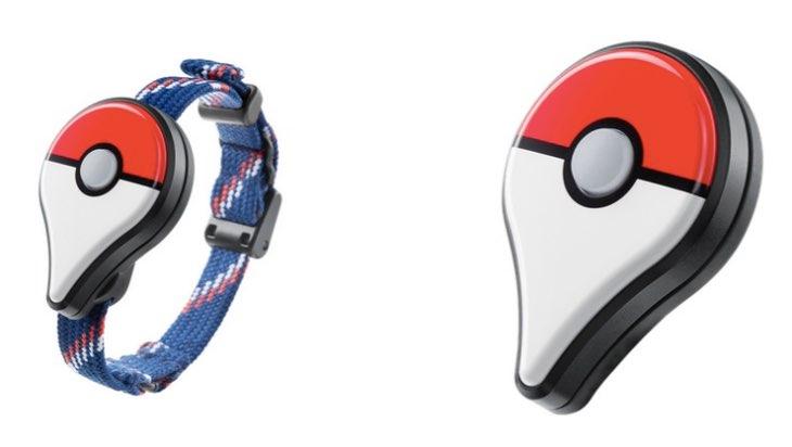 pokemon go plus bracelet