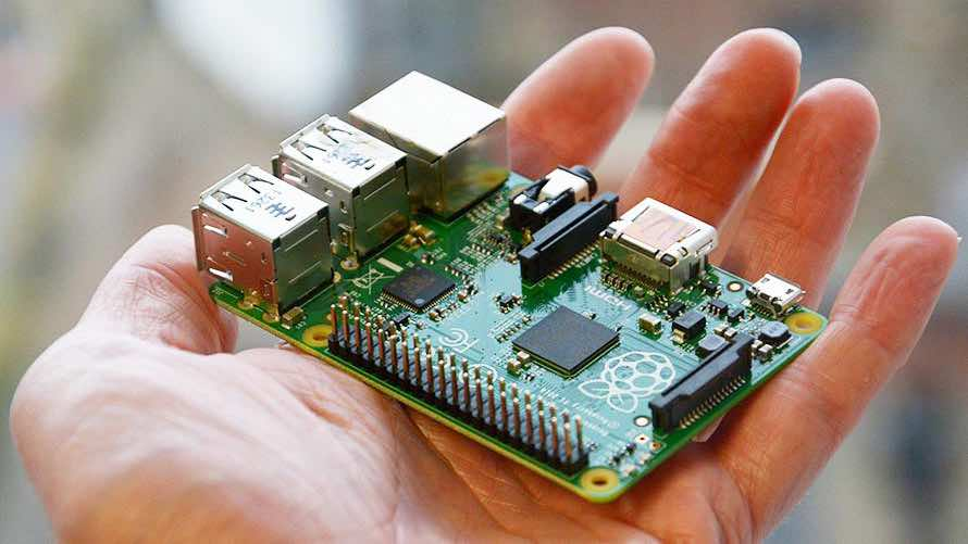 Un Raspberry Pi 2