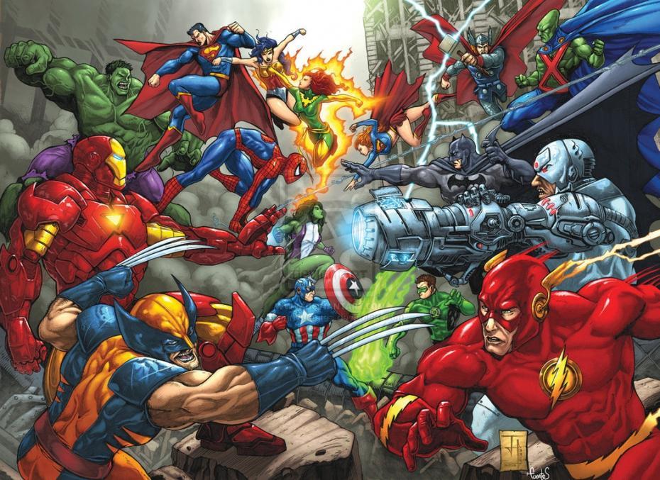 Quel est le super h ros ultime on a enfin la r ponse scientifique - Flash le super heros ...