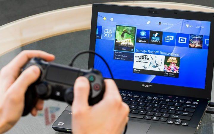 Jouer à la PS4 sur PC et Mac