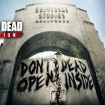 The Walking Dead : découvrez le parc d'attractions en vidéo