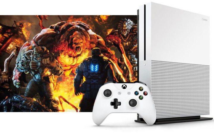 xbox one s officielle