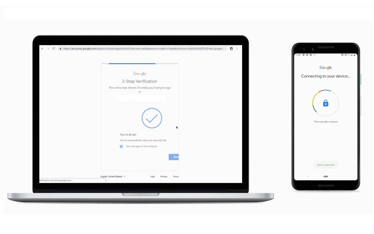Comment activer double authentification Google