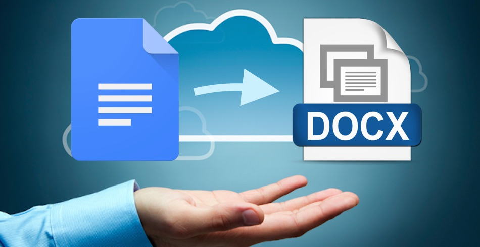 Comment convertir un Google Docs en document Microsoft Word