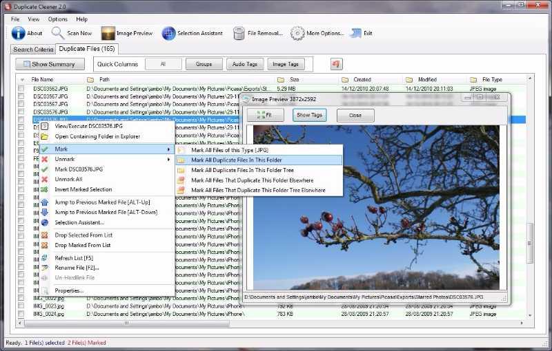 Duplicate cleaner - Les meilleurs logiciels gratuits pour nettoyer votre PC