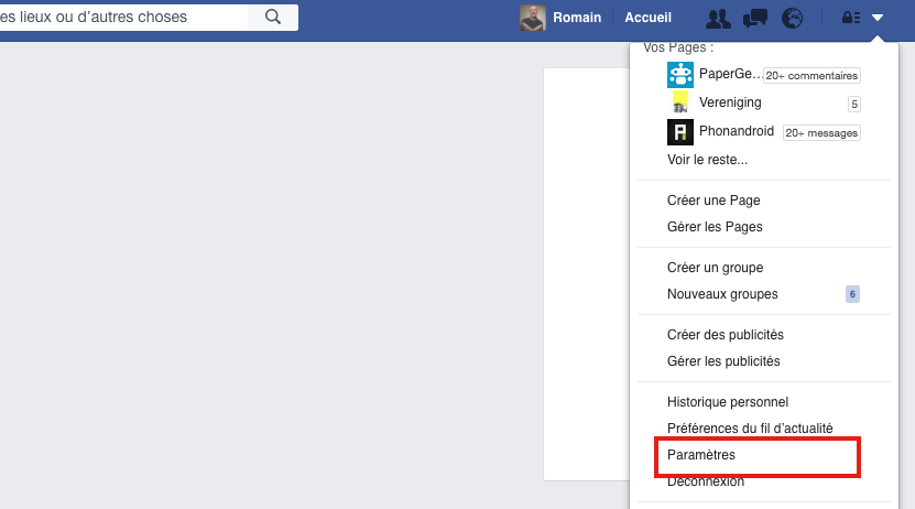 facebook settings: how to activate two-factor authentication for more security