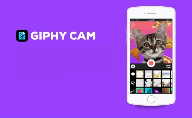 Giphy cam iOS