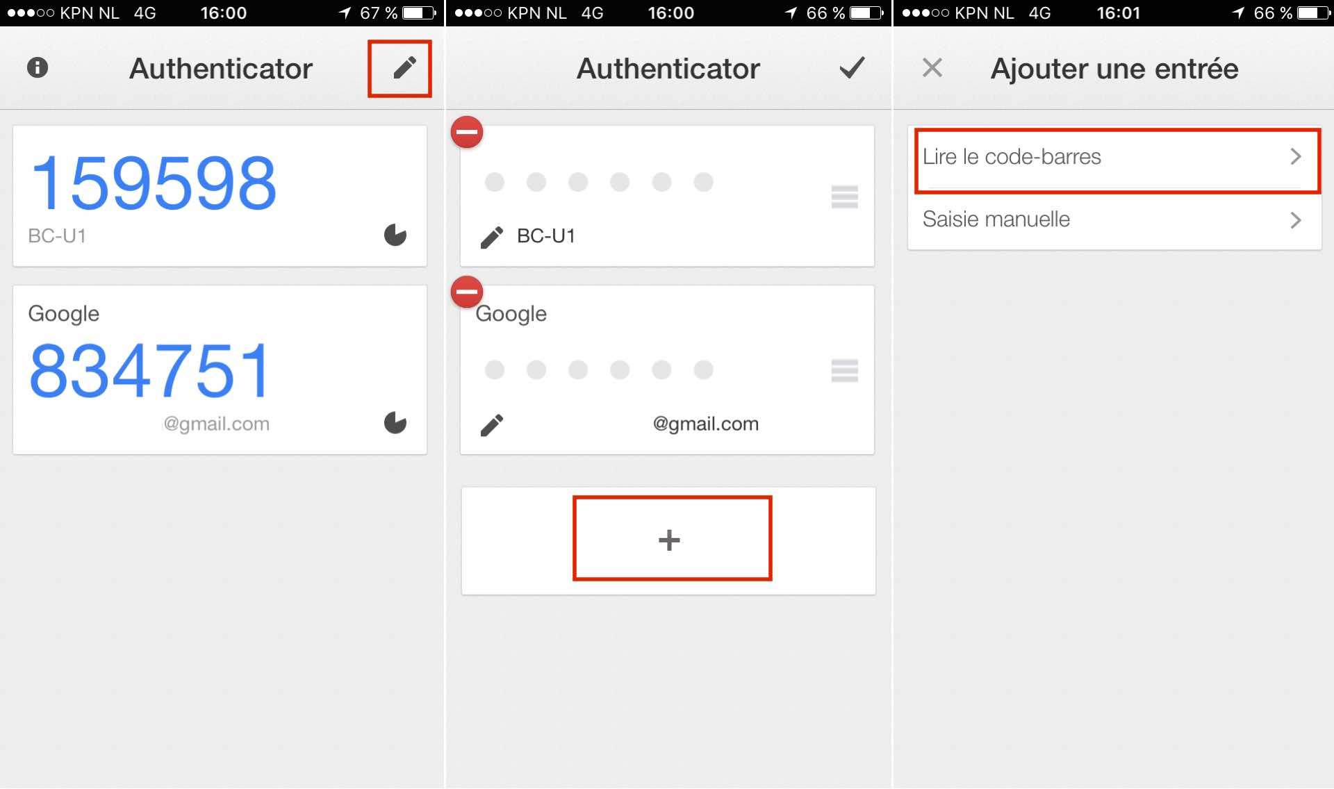 Googe authenticator ajouter Facebook activer double authentification : comment activer la double authentification pour plus de sécurité