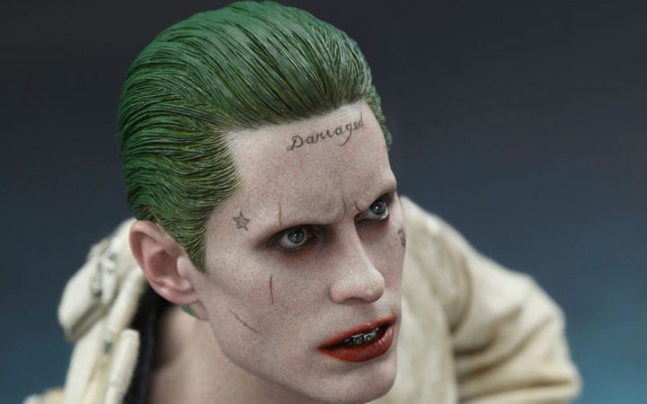 Suicide Squad : une figurine ultra-réaliste du Joker aussi flippante que le vrai