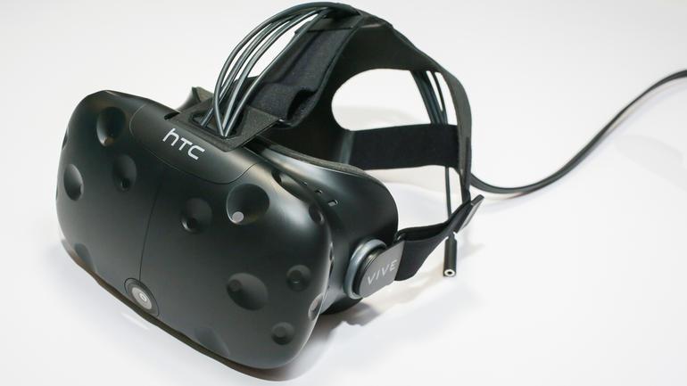 Le casque : HTC Vive, prix, fiche technique, tout ce que vous devez savoir