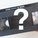 Le magnétoscope vit ses derniers instants, que faire de vos vieilles cassettes VHS ?